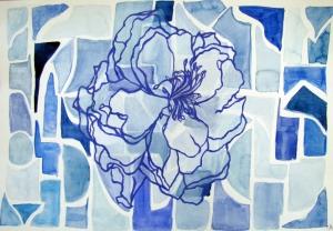 Alisha flower pattern